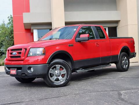 2008 Ford F-150 for sale at Schaumburg Pre Driven in Schaumburg IL