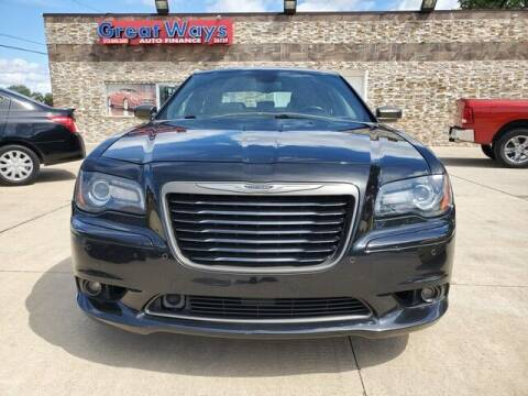 2013 Chrysler 300 for sale at Great Ways Auto Finance in Redford MI