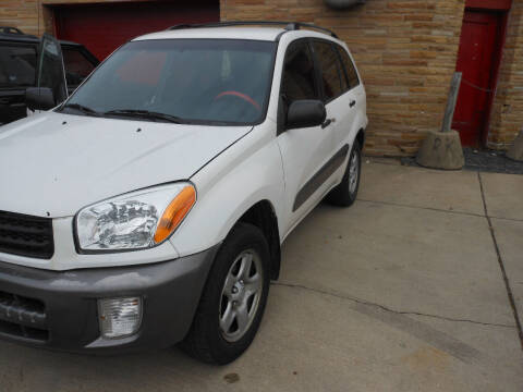 2003 Toyota RAV4 for sale at Grand River Auto Sales in River Grove IL