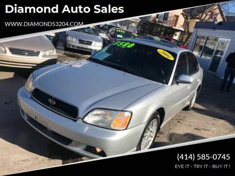 2004 Subaru Legacy for sale at Diamond Auto Sales in Milwaukee WI
