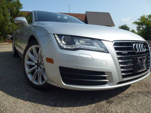 2012 Audi A7 for sale at Columbus Luxury Cars in Columbus OH