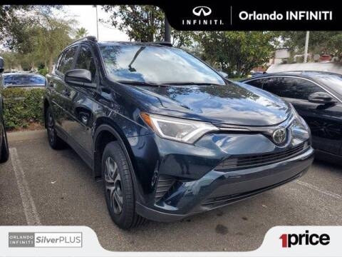2018 Toyota RAV4 for sale at Orlando Infiniti in Orlando FL
