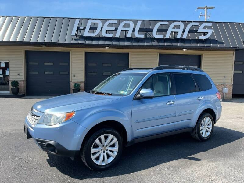 2011 Subaru Forester for sale at I-Deal Cars in Harrisburg PA