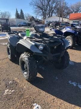 2018 Yamaha 700 KODIAC PS for sale at Honda West in Dickinson ND