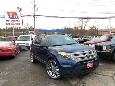2012 Ford Explorer for sale at KB Auto Mall LLC in Akron OH