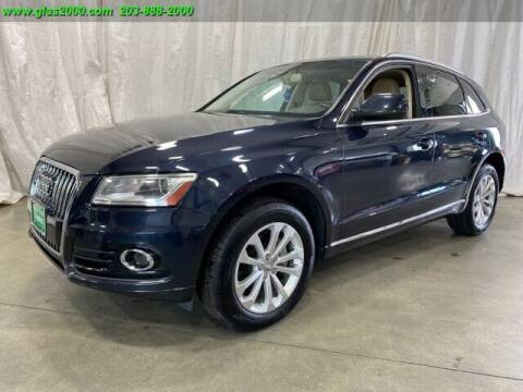 2014 Audi Q5 for sale at Green Light Auto Sales LLC in Bethany CT