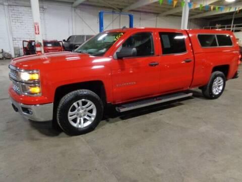 2014 Chevrolet Silverado 1500 for sale at De Anda Auto Sales in Storm Lake IA