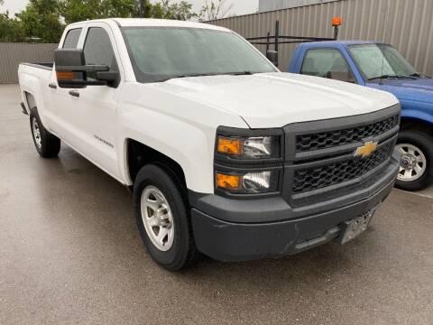 2015 Chevrolet Silverado 1500 for sale at Auto Solutions in Warr Acres OK