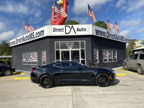2019 Chevrolet Camaro for sale at Direct Auto in D'Iberville MS