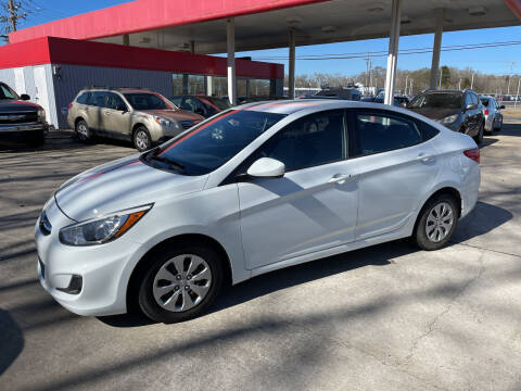 2015 Hyundai Accent for sale at Baton Rouge Auto Sales in Baton Rouge LA