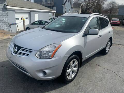 2011 Nissan Rogue for sale at Better Auto in South Darthmouth MA
