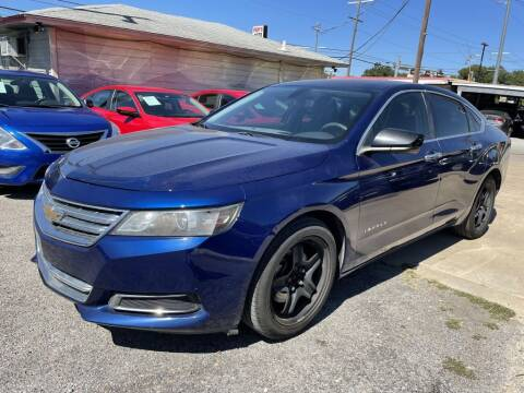 2014 Chevrolet Impala for sale at Pary's Auto Sales in Garland TX