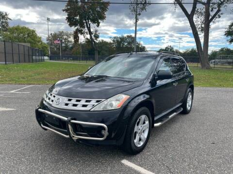 2005 Nissan Murano for sale at Cars With Deals in Lyndhurst NJ