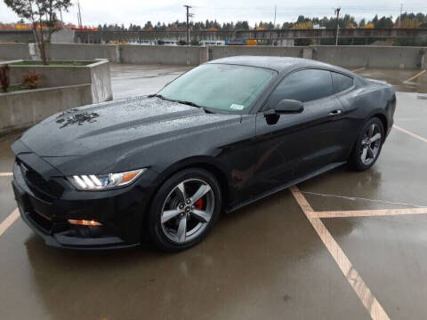 2015 Ford Mustang for sale at Wild About Cars Garage in Kirkland WA