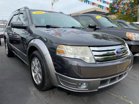 2008 Ford Taurus X for sale at WOLF'S ELITE AUTOS in Wilmington DE