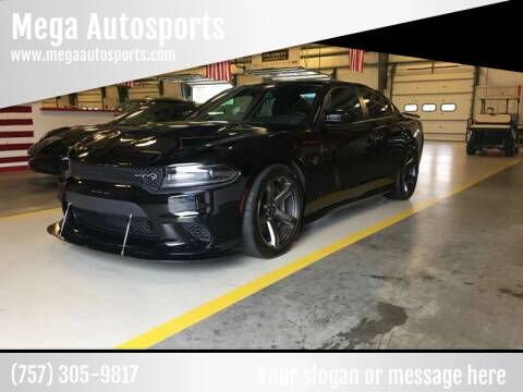 2018 Dodge Charger for sale at Mega Autosports in Chesapeake VA