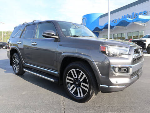 2016 Toyota 4Runner for sale at RUSTY WALLACE HONDA in Knoxville TN