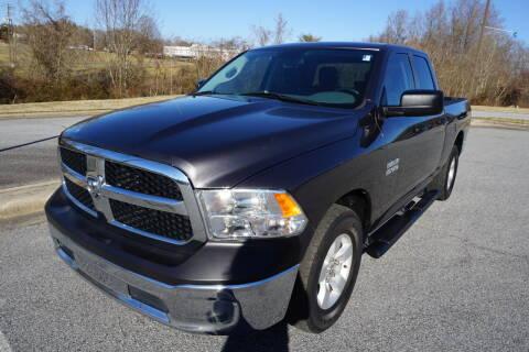 2017 RAM Ram Pickup 1500 for sale at Modern Motors - Thomasville INC in Thomasville NC