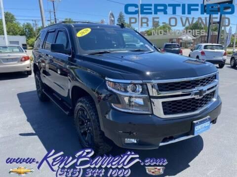 2020 Chevrolet Tahoe for sale at KEN BARRETT CHEVROLET CADILLAC in Batavia NY