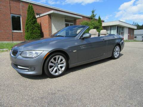 2013 BMW 3 Series for sale at Kar Kraft in Gilford NH