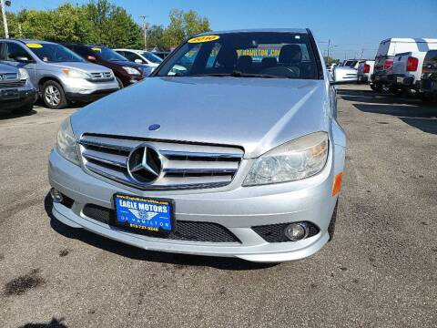 2010 Mercedes-Benz C-Class for sale at Eagle Motors in Hamilton OH