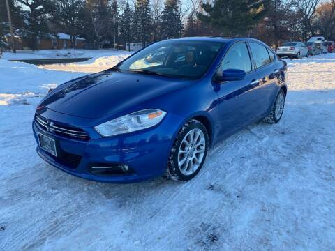 2013 Dodge Dart for sale at Northstar Auto Sales LLC in Ham Lake MN