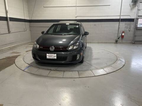 2011 Volkswagen GTI for sale at Luxury Car Outlet in West Chicago IL