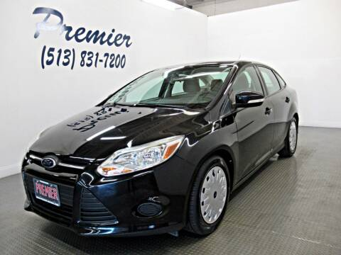 2014 Ford Focus for sale at Premier Automotive Group in Milford OH