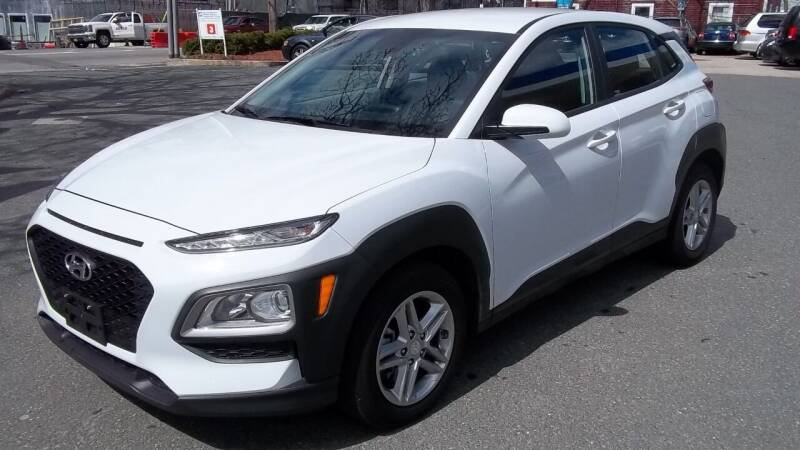 2020 Hyundai Kona for sale at Cypress Automart in Brookline MA