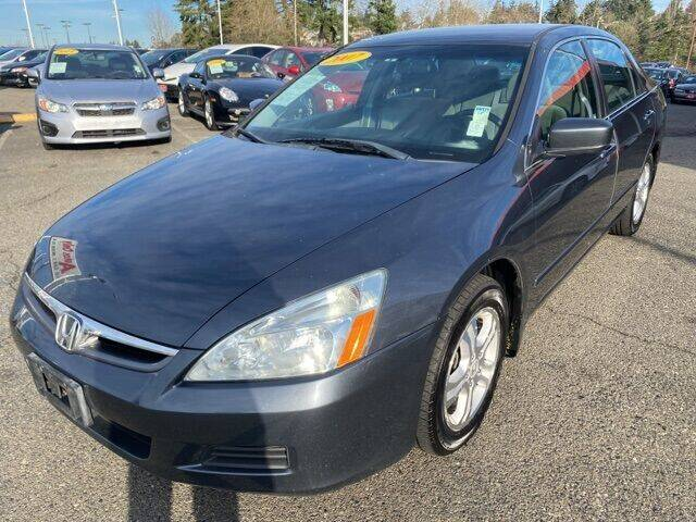 2007 Honda Accord for sale at Autos Only Burien in Burien WA