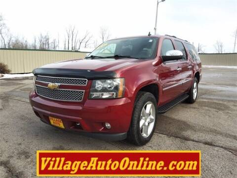 2011 Chevrolet Suburban for sale at Village Auto in Green Bay WI