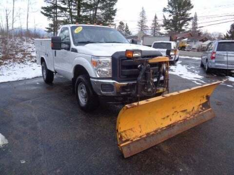 2013 Ford F-350 Super Duty for sale at SCHURMAN MOTOR COMPANY in Lancaster NH