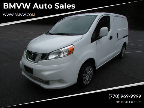 2017 Nissan NV200 for sale at BMVW Auto Sales - Trucks and Vans in Union City GA