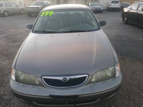 1999 Mazda 626 for sale at Marvelous Motors in Garden City ID