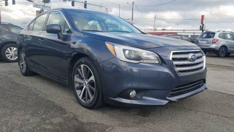 2015 Subaru Legacy for sale at Seattle's Auto Deals in Seattle WA