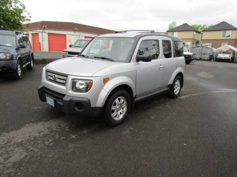 2008 Honda Element for sale at ARISTA CAR COMPANY LLC in Portland OR