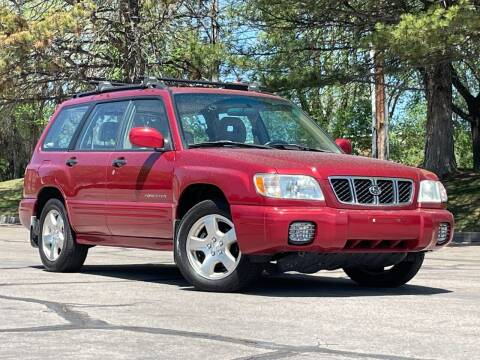 2002 Subaru Forester for sale at Used Cars and Trucks For Less in Millcreek UT