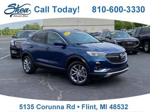2021 Buick Encore GX for sale at Jamie Sells Cars 810 - Linden Location in Flint MI