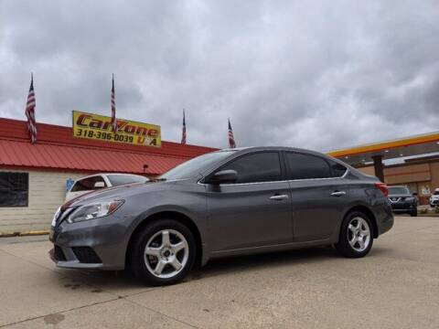 2019 Nissan Sentra for sale at CarZoneUSA in West Monroe LA