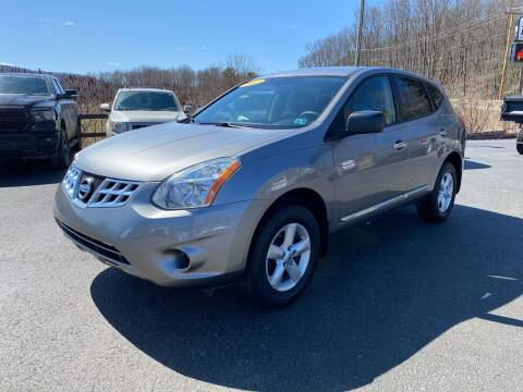 2012 Nissan Rogue for sale at Pine Grove Auto Sales LLC in Russell PA