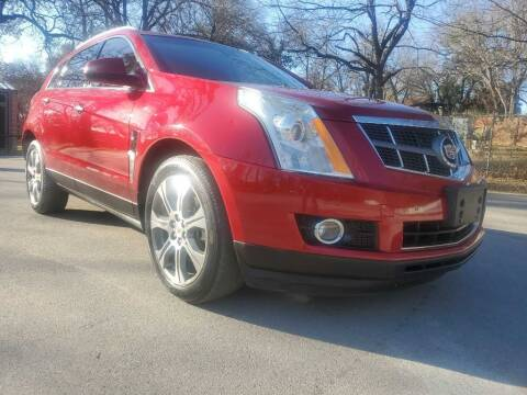 2012 Cadillac SRX for sale at Thornhill Motor Company in Lake Worth TX