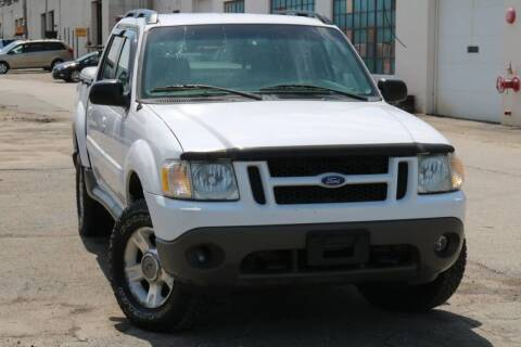 2002 Ford Explorer Sport Trac for sale at JT AUTO in Parma OH