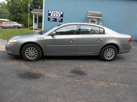 2007 Buick Lucerne for sale at Keiter Kars in Trafford PA