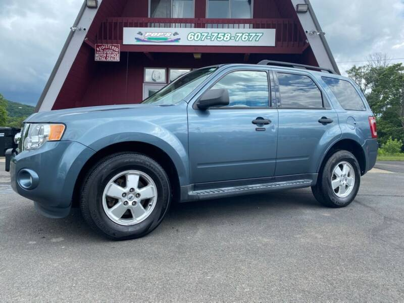 2012 Ford Escape for sale at Pop's Automotive in Homer NY