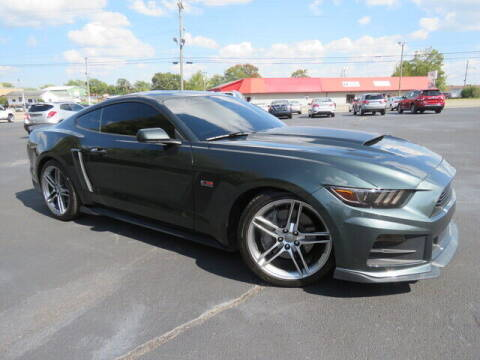2015 Ford Mustang for sale at Williams Auto Sales, LLC in Cookeville TN