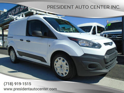 2014 Ford Transit Connect Cargo for sale at President Auto Center Inc. in Brooklyn NY