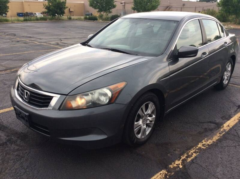 2010 Honda Accord for sale at AROUND THE WORLD AUTO SALES in Denver CO