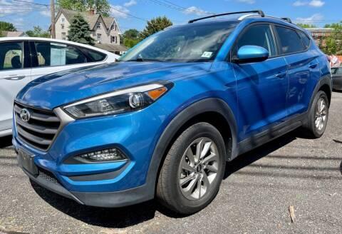 2016 Hyundai Tucson for sale at Mayer Motors of Pennsburg in Pennsburg PA