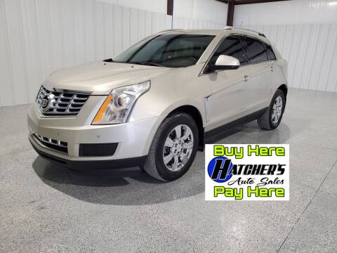 2016 Cadillac SRX for sale at Hatcher's Auto Sales, LLC - Buy Here Pay Here in Campbellsville KY