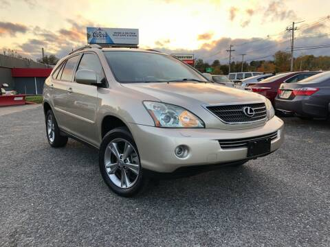 2006 Lexus RX 400h for sale at Mass Motors LLC in Worcester MA